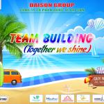 TEAM BUILDING 2019 - Together we shine